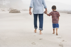 Father and son - child custody and child support in Tennessee