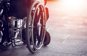 Wheelchair - Motorcycle Accidents